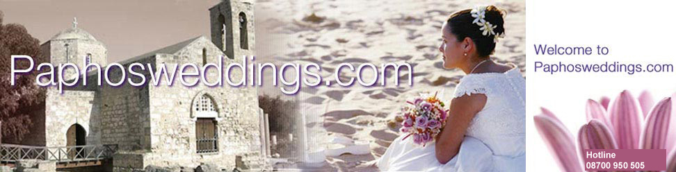 Weddings in Paphos